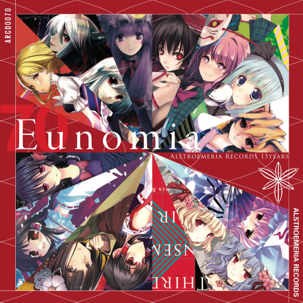 ARCD0070 Eunomia – ALR 15years
